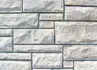Indiana Limestone Split-faced Veneer